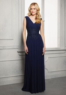 MGNY 72414 Mother Of The Bride Dress