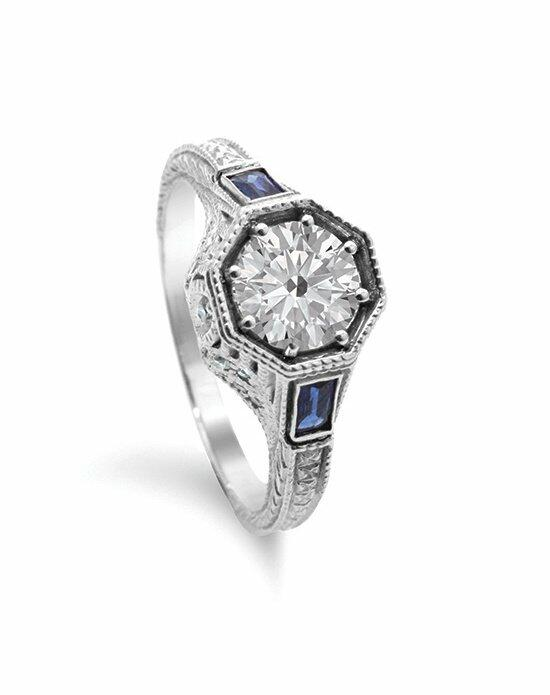 Timeless Designs R1844-S Engagement Ring photo