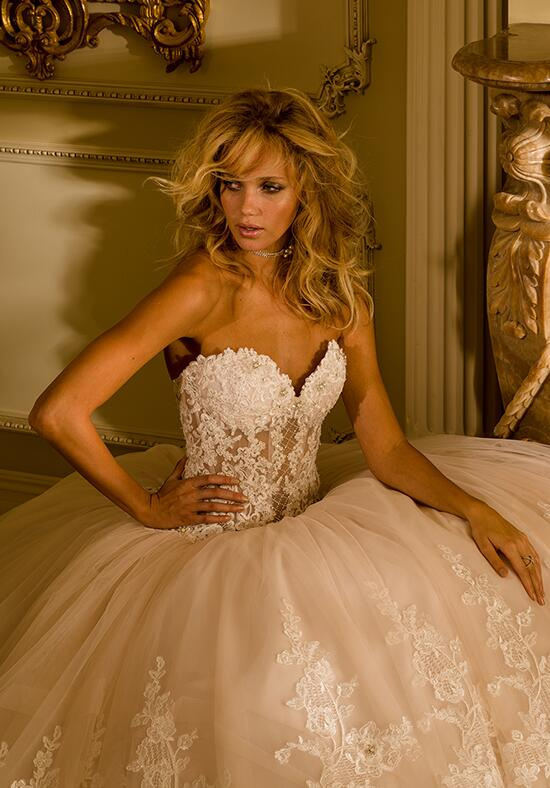 Eve of Milady Couture 4345 Wedding Dress photo