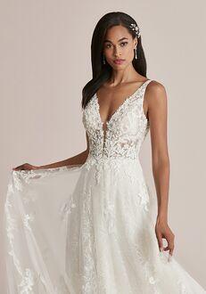 Justin Alexander Catalina A-Line Wedding Dress