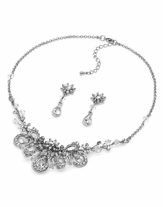 USABride Lilah Floral Jewelry Set Wedding Necklaces photo