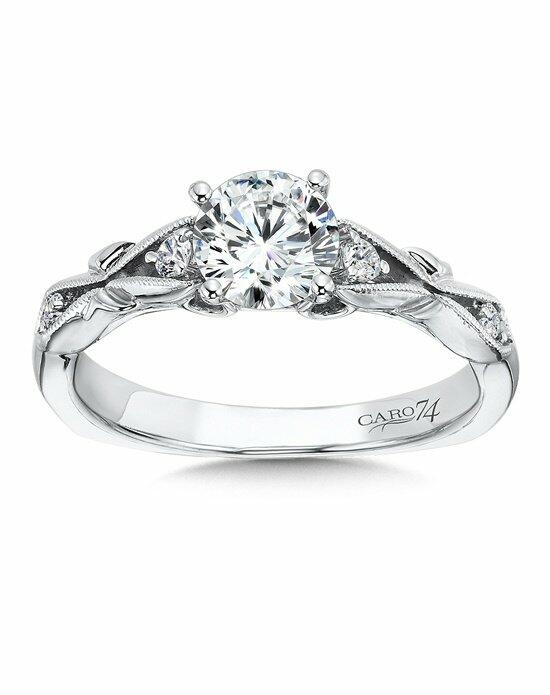 Caro 74 CR392W Engagement Ring photo