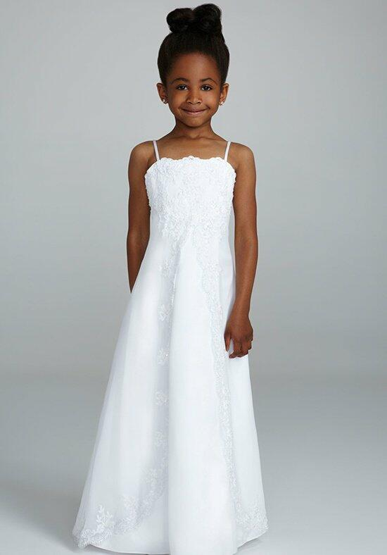 David's Bridal Juniors H8475 Flower Girl Dress photo