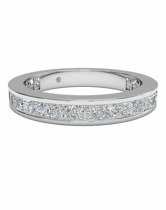 Ritani Women's Channel-Set Princess Diamond Eternity Band in Platinum (1.25 CTW) Wedding Ring photo