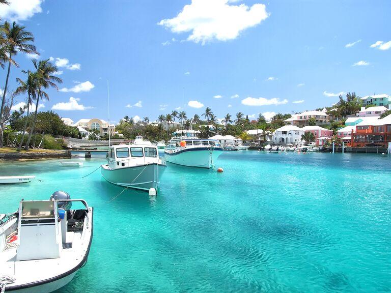 Hamilton, Bermuda, Caribbean
