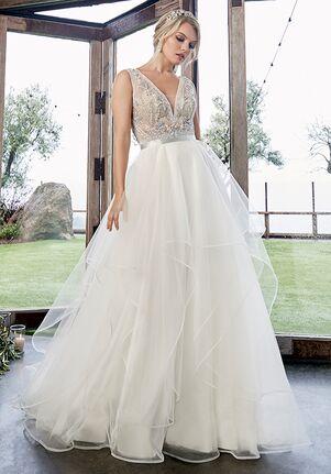 Casablanca Bridal 2425 Rory Ball Gown Wedding Dress