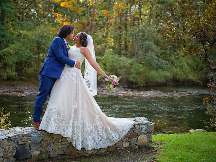 Wedding venue in Belvidere, New Jersey.