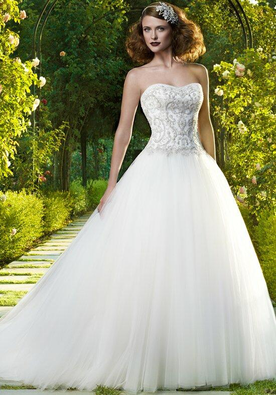 Casablanca Bridal 2071 Wedding Dress photo