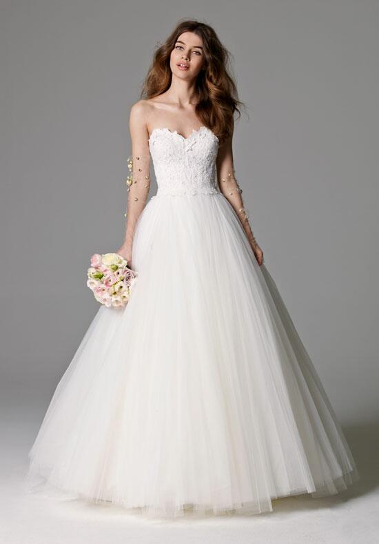 Watters Brides Seneca Bustier 8081B / Nadia Skirt 8069B Wedding Dress photo
