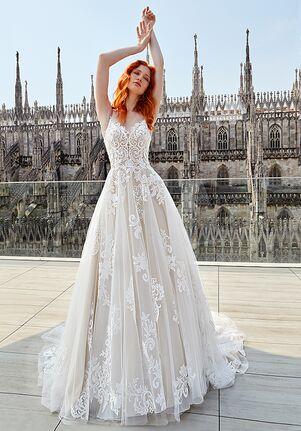 Demetrios 8098 A-Line Wedding Dress