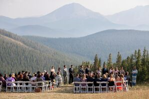 Keystone Resort Mountaintop Ceremony
