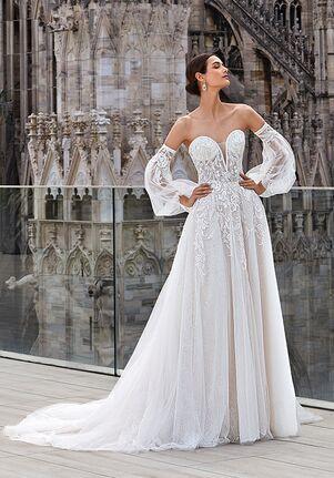 Demetrios 1135 A-Line Wedding Dress