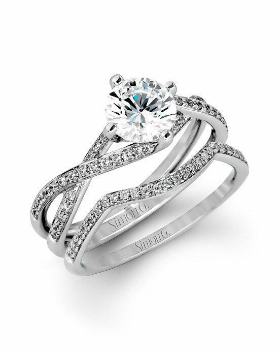 Simon G. Jewelry MR1394 Engagement Ring photo