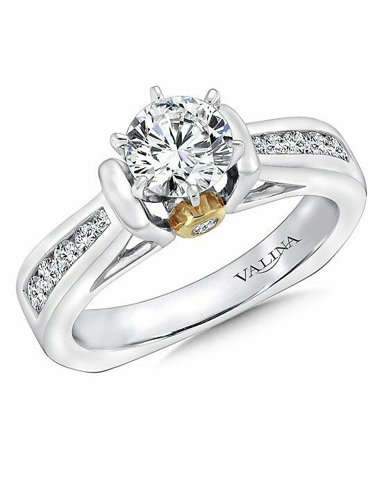 Valina R9067W Engagement Ring photo