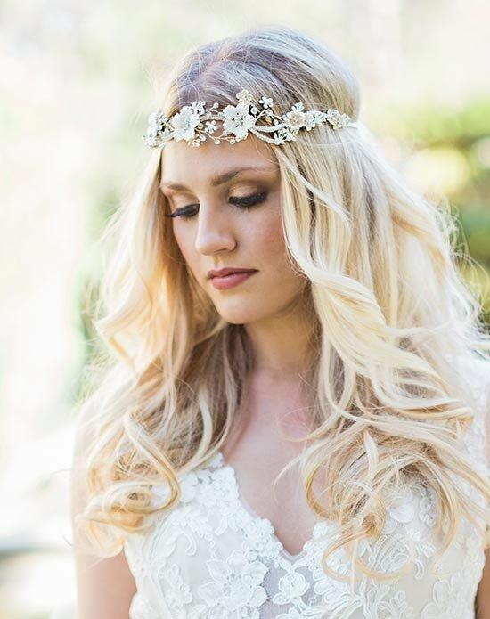 Bel Aire Bridal 6460 Wedding Headbands photo