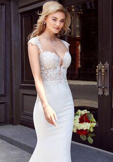 KITTYCHEN GRAYSON, H1868 Sheath Wedding Dress