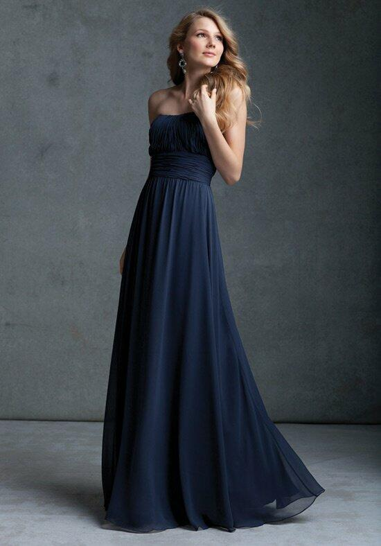 Mori Lee by Madeline Gardner Bridesmaids 674 Bridesmaid Dress photo