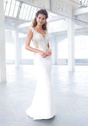 Madison James MJ307 Sheath Wedding Dress