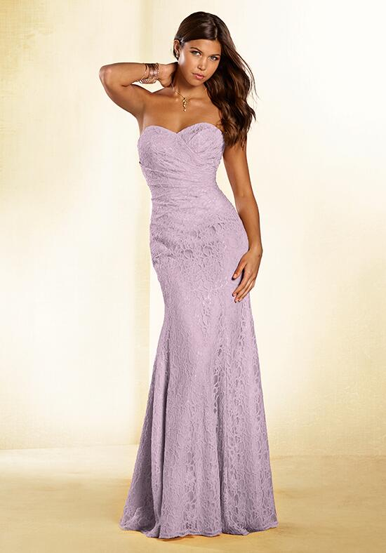 Alfred Angelo Disney Royal Maidens Collection 536 Bridesmaid Dress photo