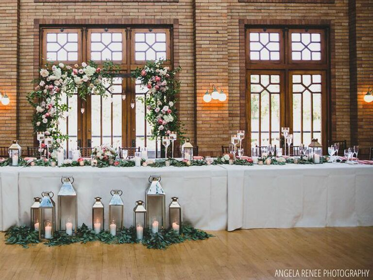 Cafe Brauer wedding venue in Chicago, Illinois.