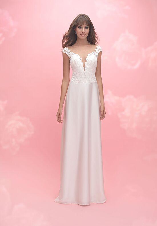 Allure Romance 3054 Sheath Wedding Dress
