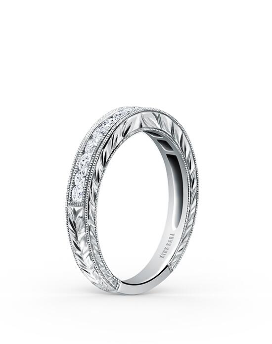Kirk Kara Pirouetta Collection K250-B Wedding Ring photo