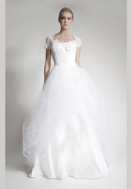 Elizabeth St. John Lorelei Wedding Dress photo