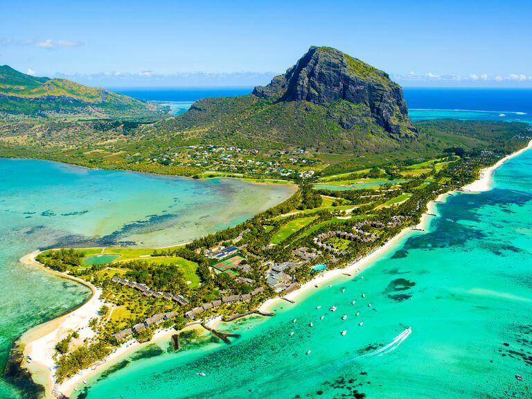 mauritius island honeymoon destinations