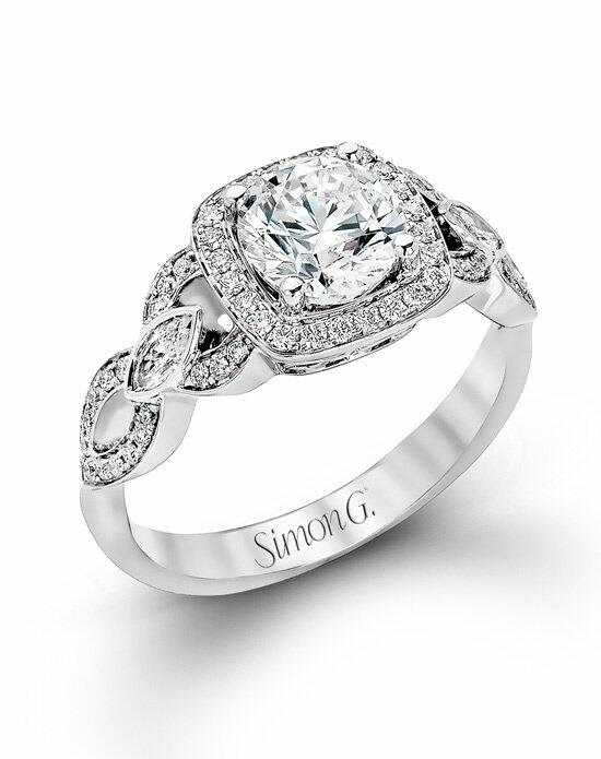 Simon G. Jewelry TR395 Engagement Ring photo
