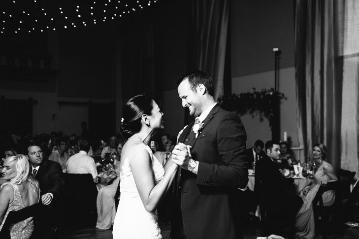 The Bell Tower First Dance