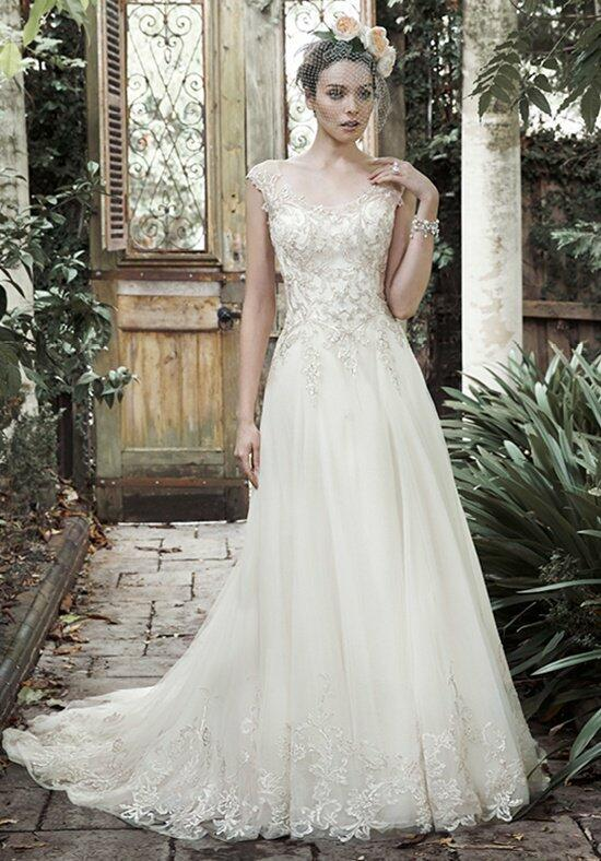 Maggie Sottero Barbie Wedding Dress photo