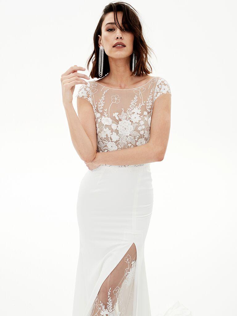 Rime Arodaky high waisted fitted dress