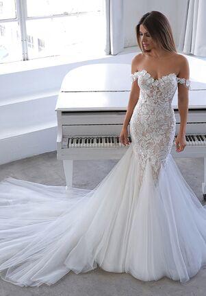 Blue by Enzoani NARINE Mermaid Wedding Dress