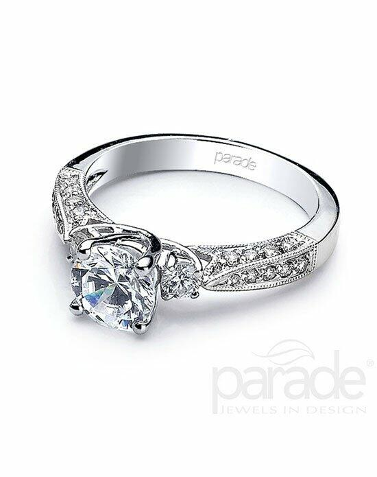 Parade Design Style R0720 from The Hera Collection Engagement Ring photo