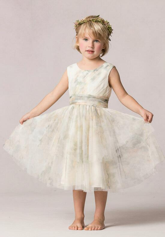 Jenny Yoo Collection (Maids) Etsy Print Flower Girl Dress photo