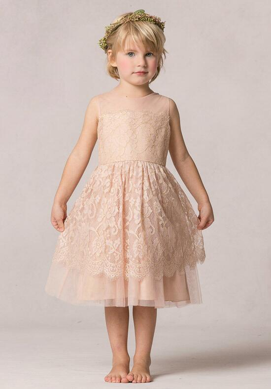 Jenny Yoo Collection (Maids) Ella Flower Girl Dress photo