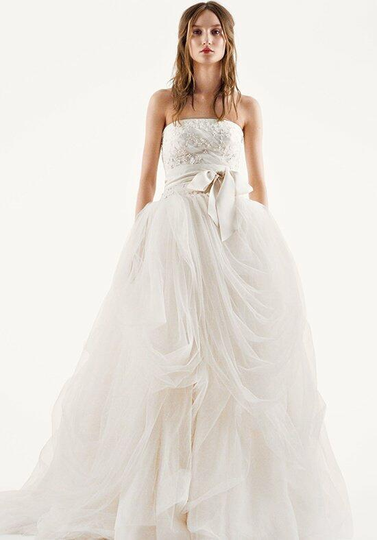 White by Vera Wang White by Vera Wang Style VW351077 Wedding Dress photo