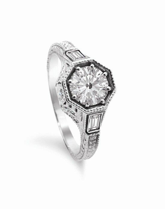 Timeless Designs R1844 Engagement Ring photo