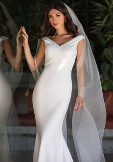 PRONOVIAS MOORE Mermaid Wedding Dress