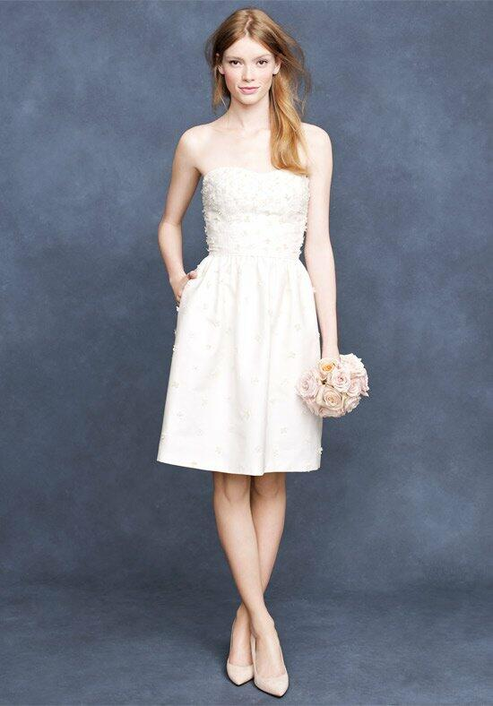 J Crew Dresses For Wedding : Crew weddings parties pearl blossom dress wedding the