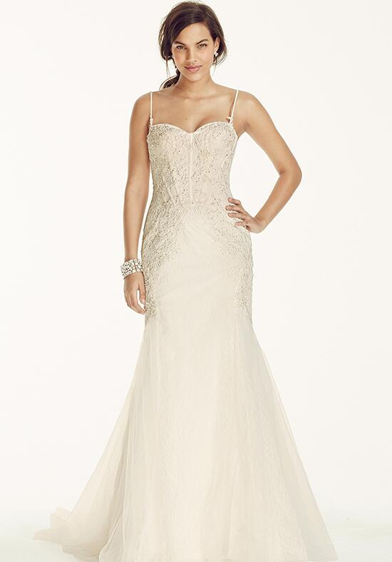 David's Bridal Galina Signature Style SWG690 Wedding Dress photo