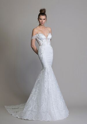 LOVE by Pnina Tornai for Kleinfeld 14776 Wedding Dress