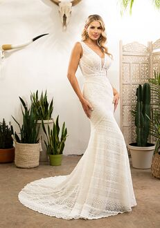 Beloved by Casablanca Bridal BL322 Kellan Mermaid Wedding Dress