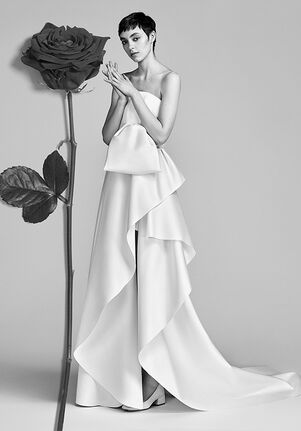 Viktor&Rolf Mariage COUTURE TIE GOWN A-Line Wedding Dress