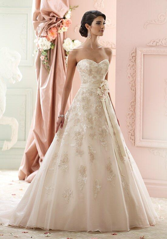 David Tutera for Mon Cheri 215269 - Liesl Wedding Dress photo