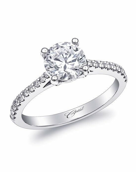 Coast Diamond Charisma Collection - LC5455 Engagement Ring photo