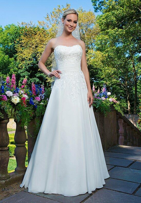 Sincerity Bridal 3864 Wedding Dress photo