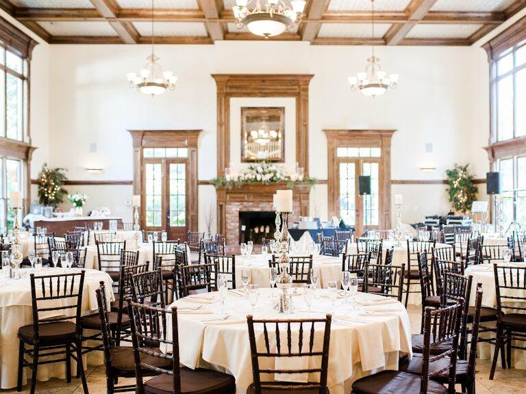 Wedding venue in Auburn, Georgia.