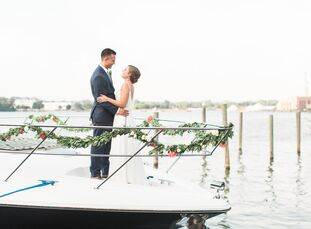 Four years after they met as undergraduates at Hope College, Clayton Sommers (26 and in software sales) proposed to Katlyn Prince (26 and an accountan