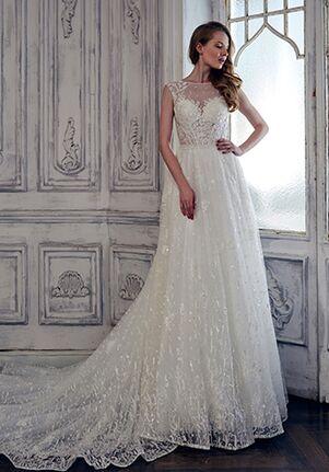 Calla Blanche 17124 Caydence A-Line Wedding Dress